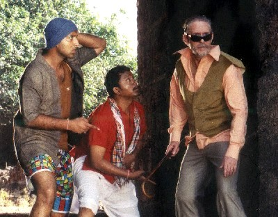 Rajeev Mishra, Giri & Tom Alter